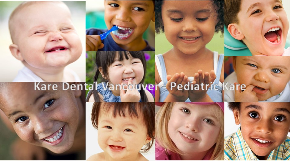 Kare Dental Vancouver Pediatric Dentistry